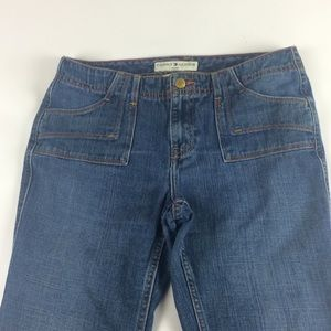 TOMMY HILFIGER Low Rise Boot Trouser Jeans